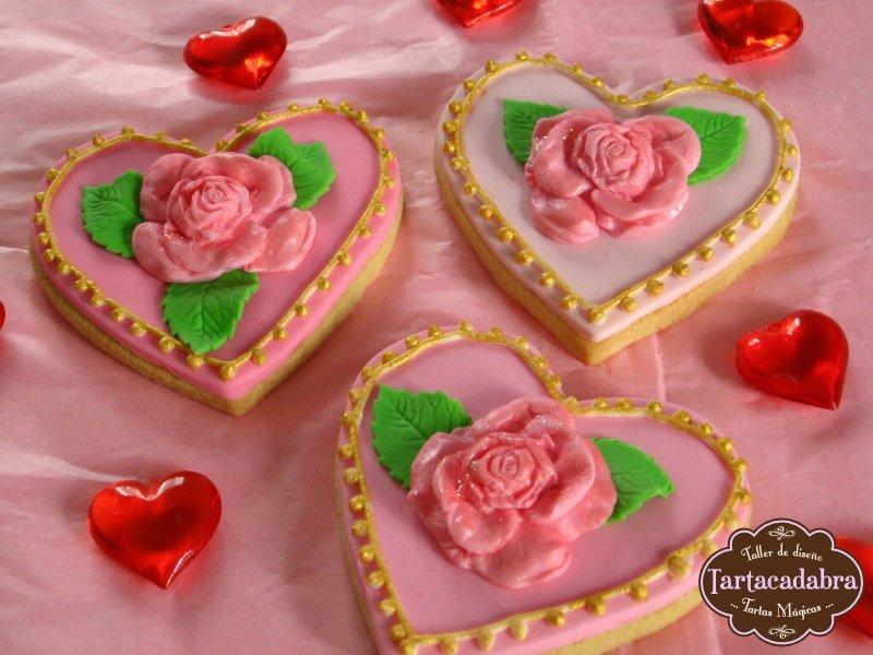 Cupcakes y galletas decoradas | www.tartacadabra.es